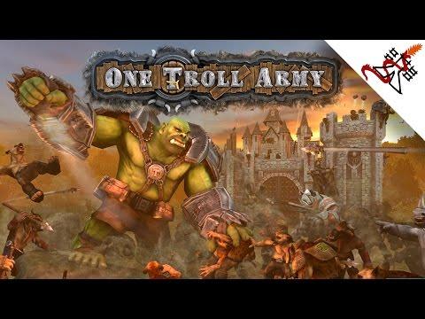 One Troll Army - Gameplay