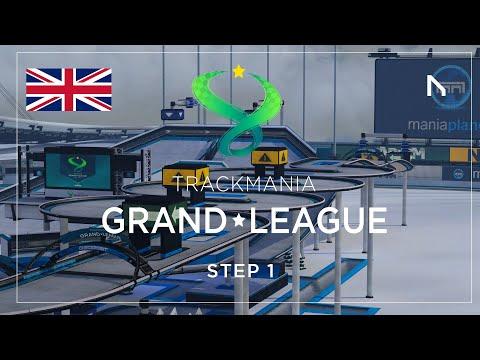 TrackMania Grand League 2020 - Step 1 - Full Cast by Wirtual [EN]