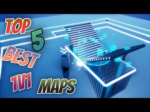 Top 5 Best 1V1 Build Fights Creative Maps With Reset Button - Fortnite Creative/1v1 Maps Chapter 2