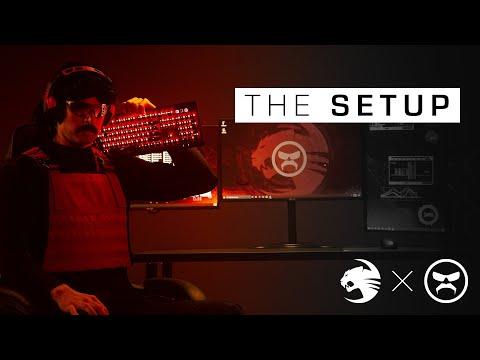 The Setup | ROCCAT x Dr Disrespect