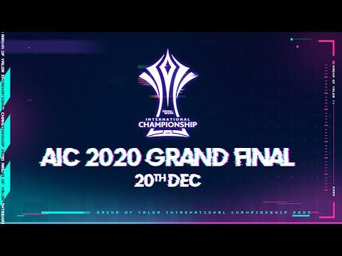 AIC 2020 | Grand Final