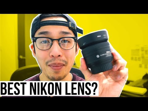 Nikon 35mm 1.8G DX LENS REVIEW (Best Nikon Lens UPGRADE?)