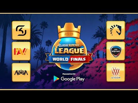 2019 Clash Royale League World Finals (English)