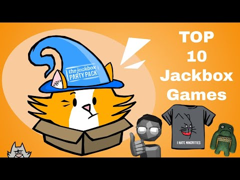 Top 10 Jackbox Games