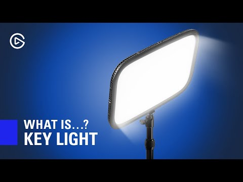 Elgato Key Light: Introduction and Overview