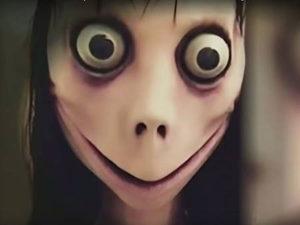 Momo suicide challenge social media game