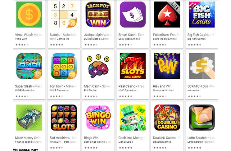 Best Real Cash Winning Apps