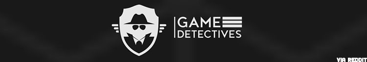 Game detectives banner