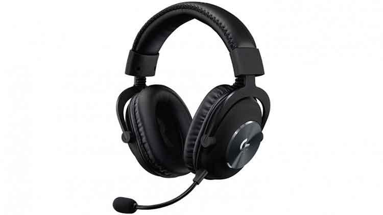 Logitech G Pro X streaming headset