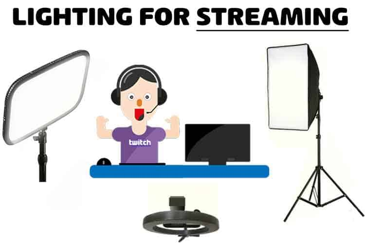 Lighting for Streaming