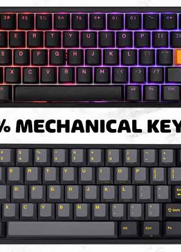 65% Mechanical Keyboard
