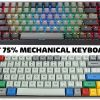 best 75% Mechanical Keyboards