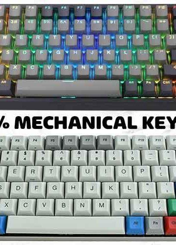 best 75% Mechanical Keyboards