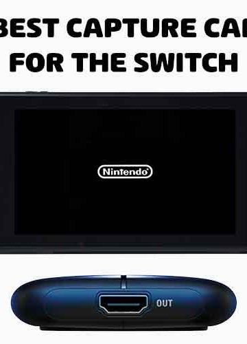 Nintendo Switch capture card