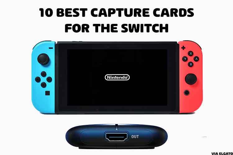 Nintendo Switch capture card