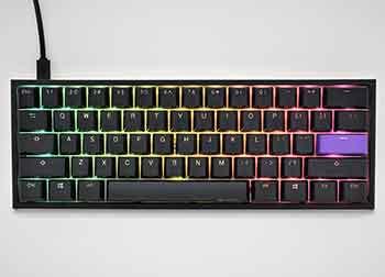 best Ducky One 2 Mini keyboard