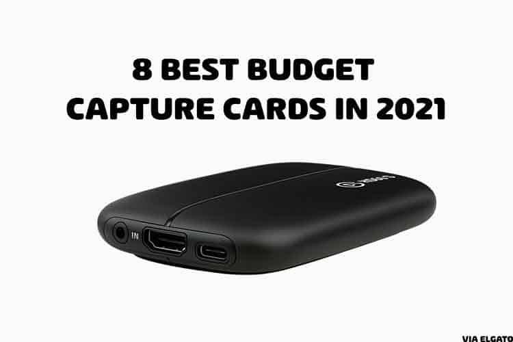Budget Capture Card