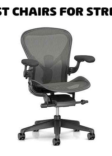 best chair for streaming