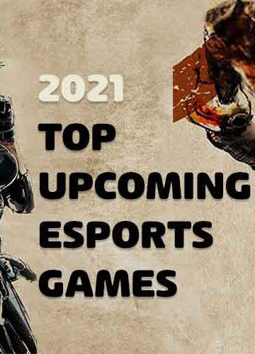 Upcoming Esports Games
