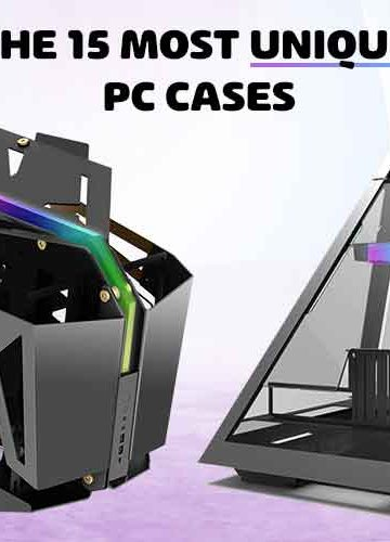 unique pc case