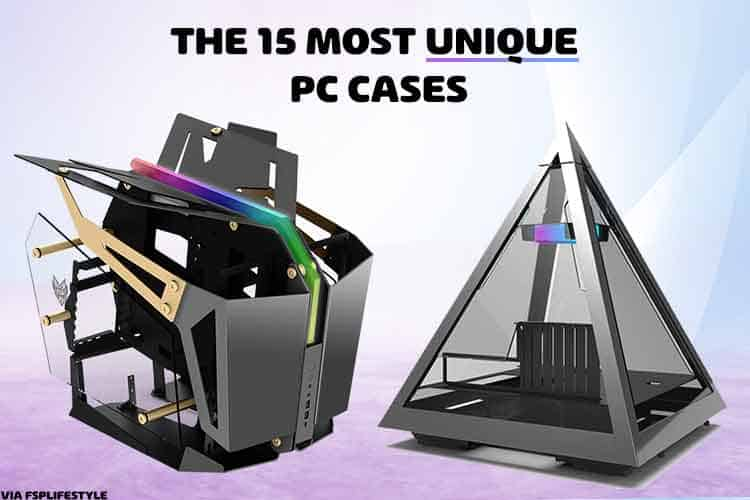 unique pc case