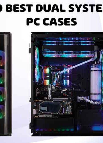 dual-system PC case