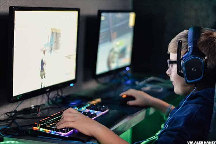 lan gaming center