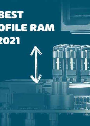 Low-profile-RAM