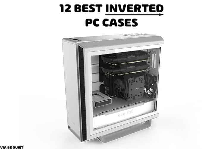 inverted pc case