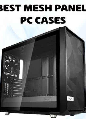 mesh pc case