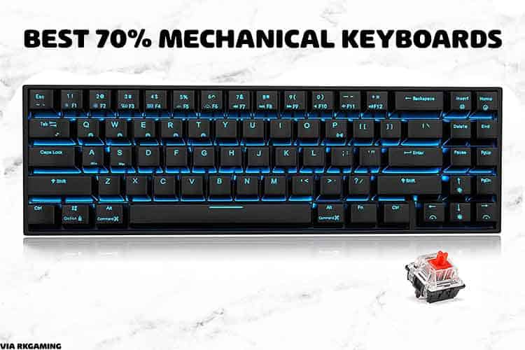 70% mechanical keyboard