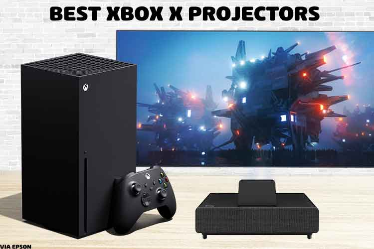 xbox x projector