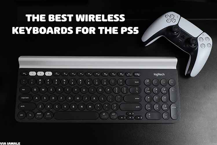 keyboard for ps5