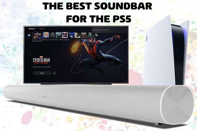 soundbar for ps5