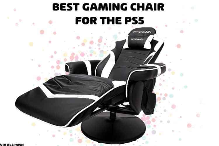gaming chair for the ps5