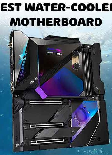 water cooled motherboard