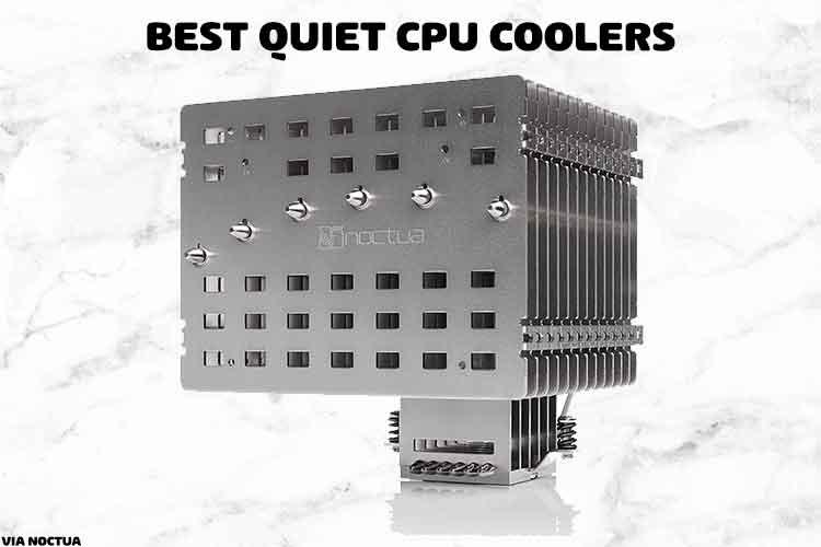 quiet cpu cooler