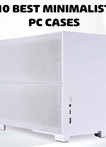 minimalist pc case